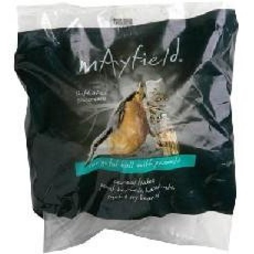 Mayfield Fat Ball With Peanuts Large Single Poly 500g (Pack of 6)