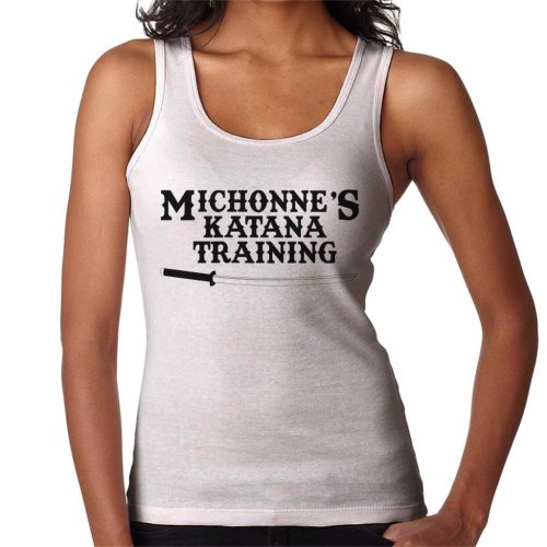 Michonnes Katana Training Walking Dead Women's Vest