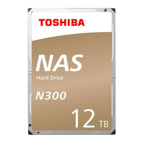 Toshiba HDWG21CUZSVA 12TB N300 NAS Internal HDD Bulk HDWG21CUZSVA