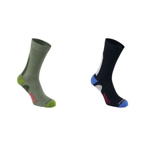 Craghoppers NosiLife Mens Adventure Breathable Sock