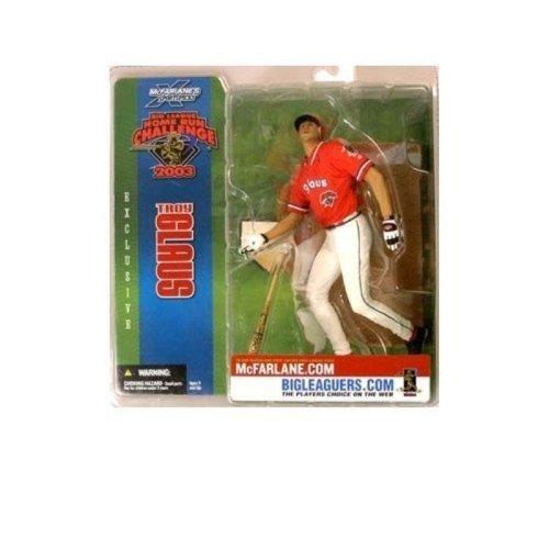 McFarlane Sportspicks: MLBPA B.L.C. Series 2003 Troy Glaus Action Figure