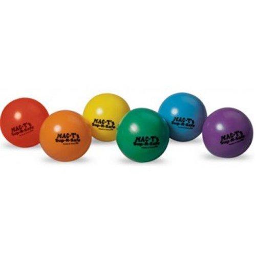 4 in. Sup-R-Safe Softballs, Set of 6
