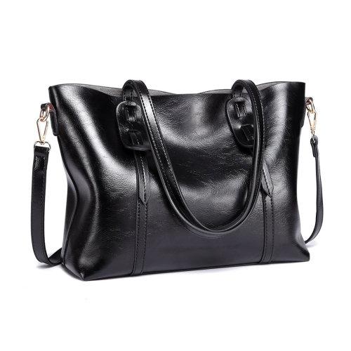 Miss Lulu Women Handbag PU Leather Shoulder Bag Tote