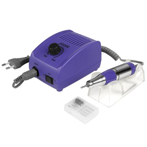 JSDA Electric Nail Drill JD 200 Nail Drill for manicure pedicure