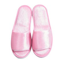 10 Pairs Non-slip Hotel / Travel / Home Disposable Slippers - A23
