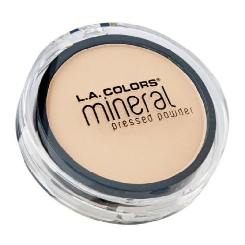 LA Colors Mineral Pressed Powder Light Ivory 7.5g CMP301
