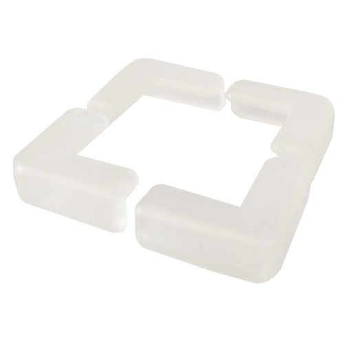 Ezy Child Safety Clear Corner Protectors 4 Pack