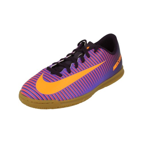 Nike Junior Mercurial Vortex III IC Football Boots 831953 Trainers