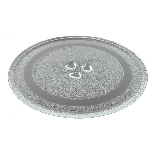 Sharp Microwave Turntable 245mm 9.5 Inches  3 Fixings Dishwasher Safe