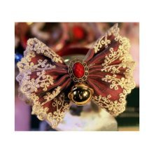Pet Accessories Bow - Cats and Dogs Tie Bells-Butterfly A