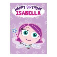 Birthday Card - Isabella