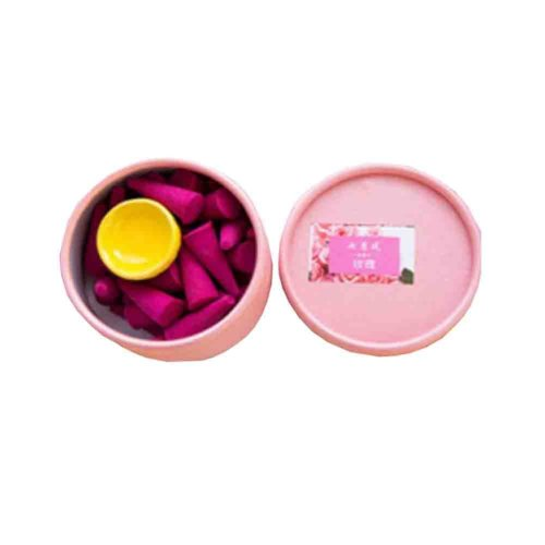 6PCS Rose Air Purifying Bags Help Sleep Mildew Deodorizer Odor Eliminator