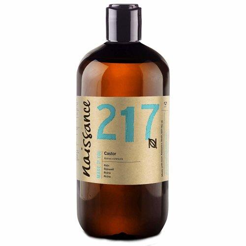Naissance Castor Oil 500ml 100% Pure