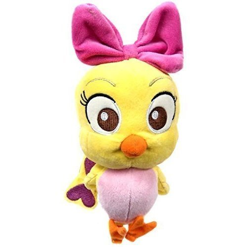 Disney Exclusive 7 Inch Plush Cuckoo Loca by Minnie Mouse by Minnie Mouse