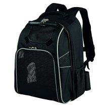 Trixie William Dog Backpack, Black, 33 x 23 x 43cm - Backpack Black 43cm -  william trixie dog backpack black 33 23 43 cm