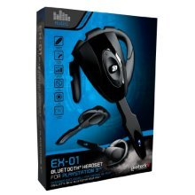 Gioteck EX01 Bluetooth Headset for PS3