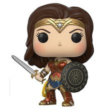 Funko POP! Movies DC Comics Wonder Woman Movie Action Heroes Figure 172 Vinyl Toy
