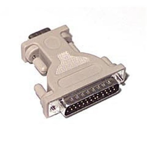 Cables To Go 02448 DB9F to DB25F SERIAL ADAPTER