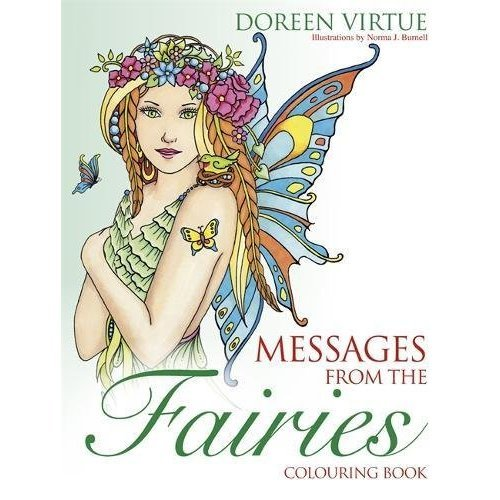 Messages from the Fairies Colouring Book (Colouring Books)