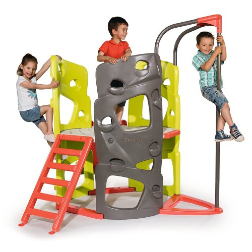 Smoby 840201 Climbing Tower Toy Play Equipment Frame