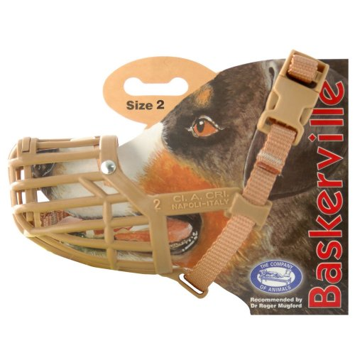 The Company Of Animals Baskerville Dog Muzzle