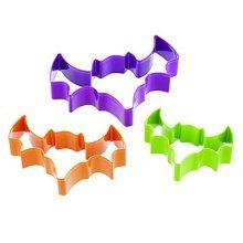 Spookily Does It 3-piece Cookie Cutter Set, Multi-colour