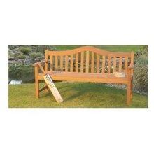 1.8m Bench Acacia Hardwood