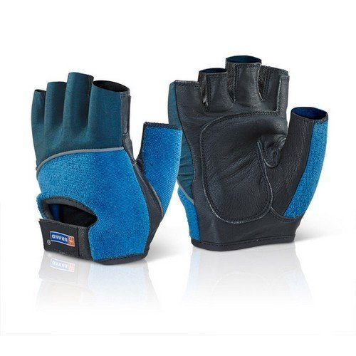 Click FGGL Fingerless Gell Gloves Large