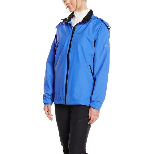 ProQuip Golf Sophie Ultralite Waterproof Rain Jacket Bluebell Small