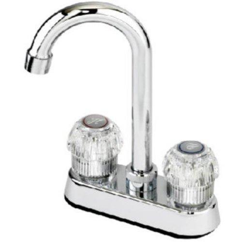 Homewerks Worldwide 204643 Bp Chr 2Hand Bar Faucet 116862CA
