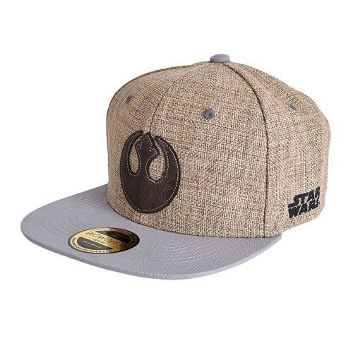Star Wars Rebel Alliance Canvas Snapback Cap on OnBuy 130fb1ed9c5
