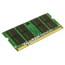 Kingston 2GB, DDR2, 800MHz (PC2-6400), CL6, SODIMM Memory