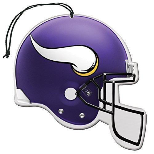 NFL Minnesota Vikings Auto Air Freshener, 3-Pack