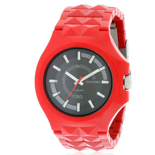 Diesel Faceted Plastic Stud Mens watch DZ1647