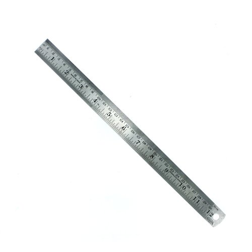 "12"" 300mm Flexi Steel Rule - 12 Model Craft Pru1012 Spru1012 Modelcraft Metal -  rule 300mm 12 model craft steel pru1012 spru1012 modelcraft flexi"