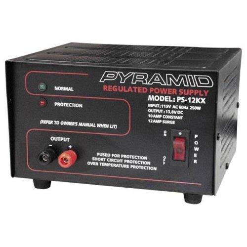 Pyramid PS12KX 10 Amp Power Supply