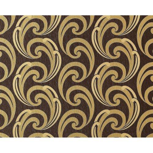 EDEM 915-36 XXL non-woven wallpaper luxury textured pattern brown gold 10.65 sqm