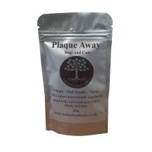 Plaque Away-60g&150g-Bad Breath and Tartar Removal Dogs and Cats
