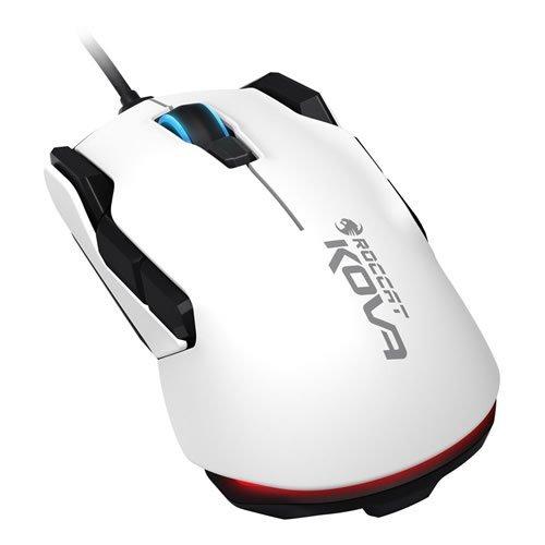 Roccat Kova Pure Performance 7000Dpi Optical Gaming Mouse 1.8M White ROC-11-503