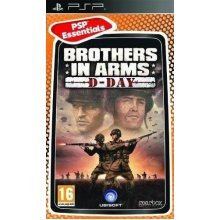 Brothers In Arms D-Day Essentials Edition Sony PSP Game