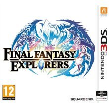 Final Fantasy Explorers (Nintendo 3DS)