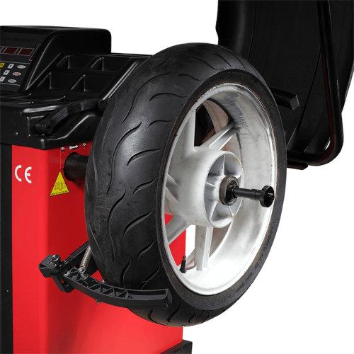 Wheel Balancer Motorcycle Adaptor
