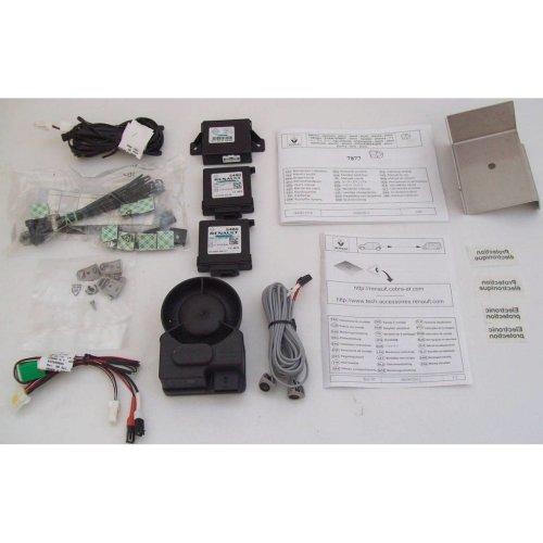 Vauxhall Opel Vivaro Renault New Cobra Alarm Security System GM 93457321