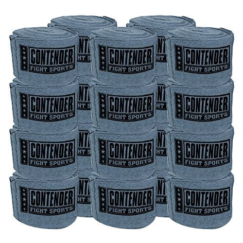 Contender Fight Sports Classic Weave Handwrap Pack of 10