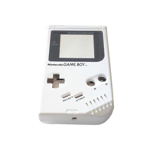 Housing for GameBoy Nintendo shell mod casing DMG-01 Zero original ZedLabz  White