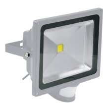 Eagle 50W LED Flood Light with PIR and PIR Override Facility