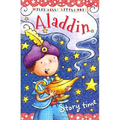 Story Time Aladdin (Little Press) (Little Press Story Time)