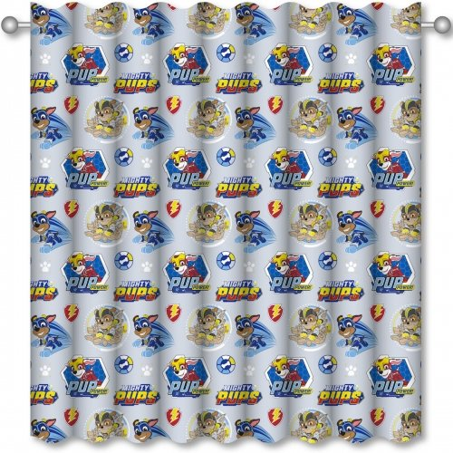 Official PAW Patrol Super Ready Made and to Hang Curtains