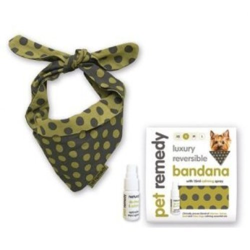 Pet Remedy Calming Bandana Kit Medium (Pack of 6)