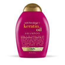 OGX Shampoo, AntiBreakage Keratin Oil, 13oz